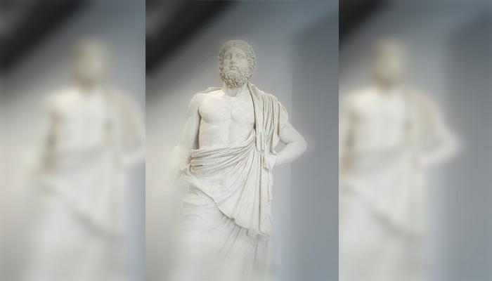En la mitología griega, Zeus inundó el mundo
