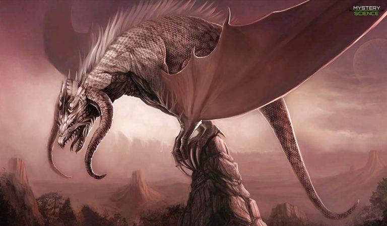 El mito de los dragones: deidades antiguas y arcanos «Reyes Dragón»