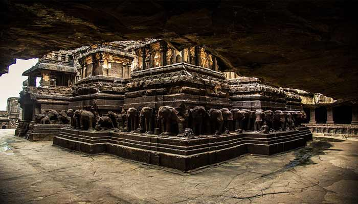 Templo de Kailāsanātha