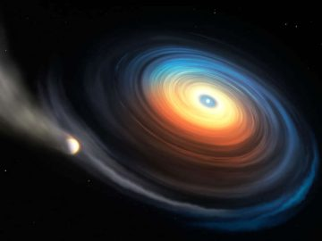 Astrónomos descubren el primer planeta gigante orbitando una enana blanca