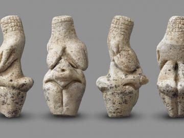 Hallan la estatuilla de una venus paleolítica de más de 20.000 años de antigüedad