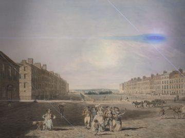El Informe 1742: El primer documento científico de un avistamiento OVNI
