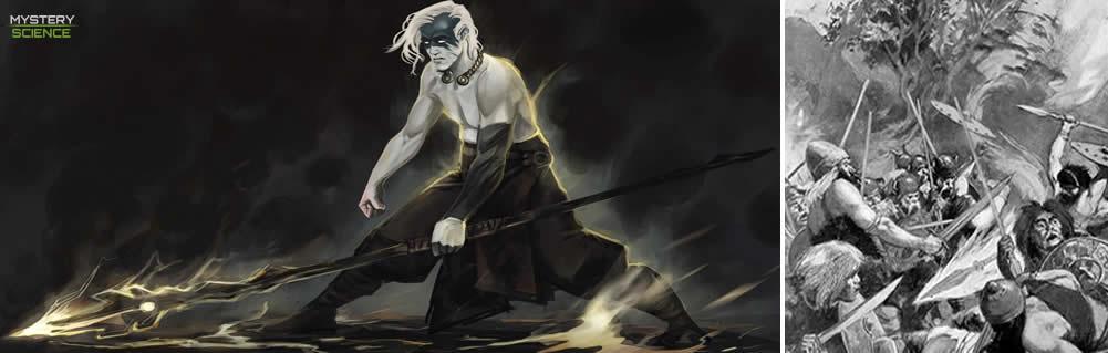 Lugh dios celta