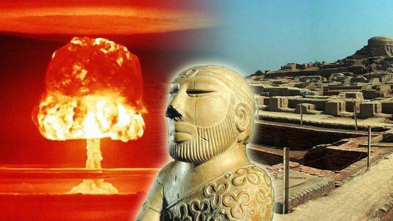 La antigua ciudad de Mohenjo-Daro y sus vestigios de una «guerra nuclear»