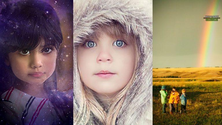 Explorando el fenómeno de los Niños Índigo, Niños Cristal y Arcoiris
