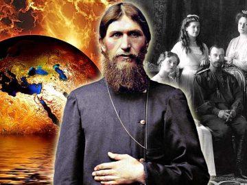 Rasputín y sus profecías: 5 espeluznantes predicciones del monje ruso