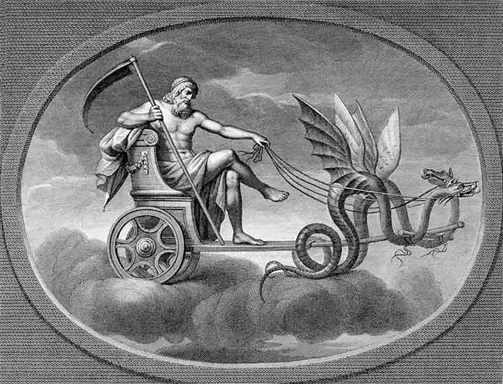 Dios romano Saturno