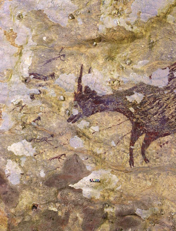 Arte rupestre mas antiguo