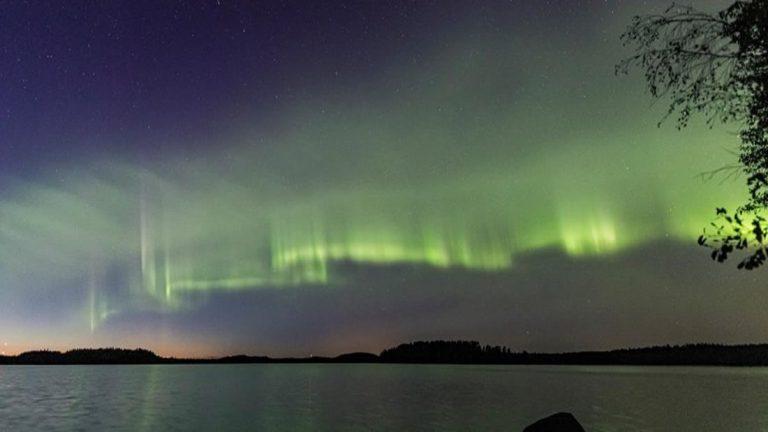 Descubren un nuevo tipo de aurora boreal