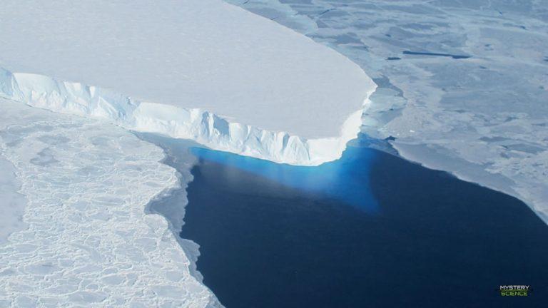 Glaciar del 'Día del Juicio Final' en la Antártida