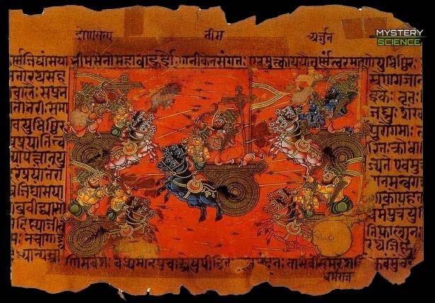 Astras Batalla kurukshetra Mahabharata