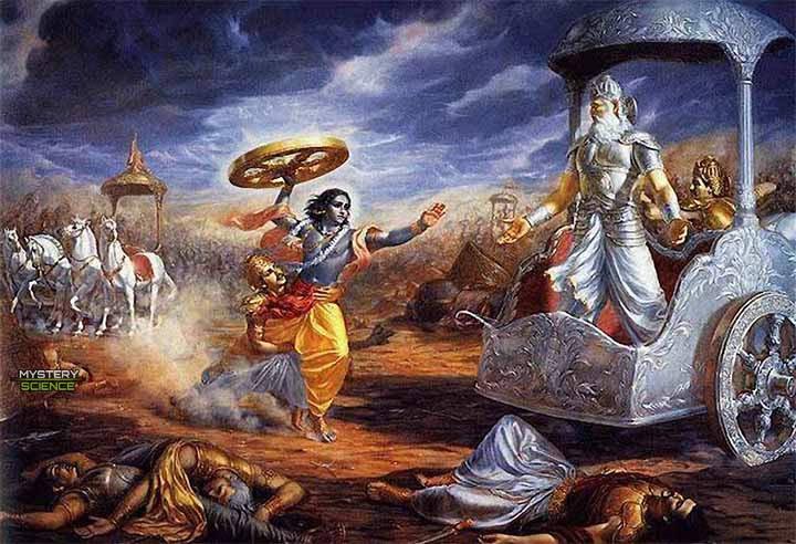 La Guerra del Mahabharata