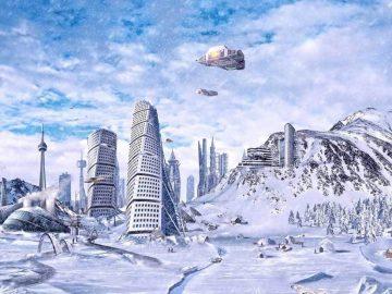 Leyenda de Kayona, una antigua ciudad perdida bajo la Antártida