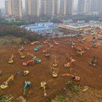 China construirá en 6 días un hospital para combatir el coronavirus