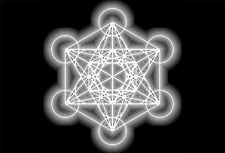 El cubo místico de Metatrón