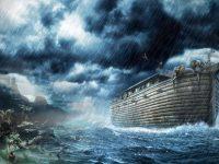 El Diluvio universal narrado en las distintas leyendas del mundo
