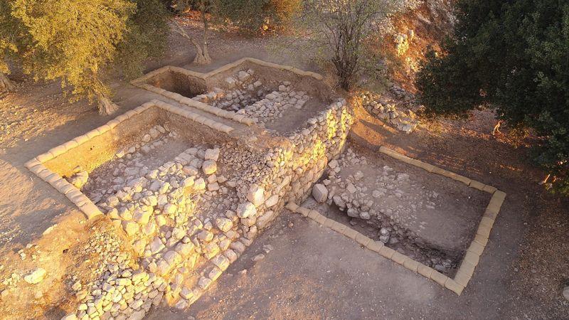 Sitio bíblico relacionado con el Arca de la Alianza