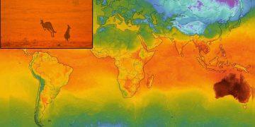 Efectos de los incendios en Australia para el medio ambiente mundial
