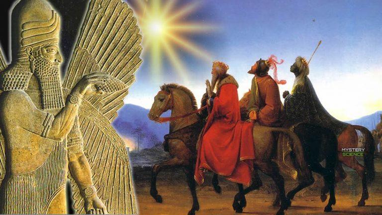 Los Reyes Magos y la Estrella de Belén, ¿una señal de los Anunnaki?
