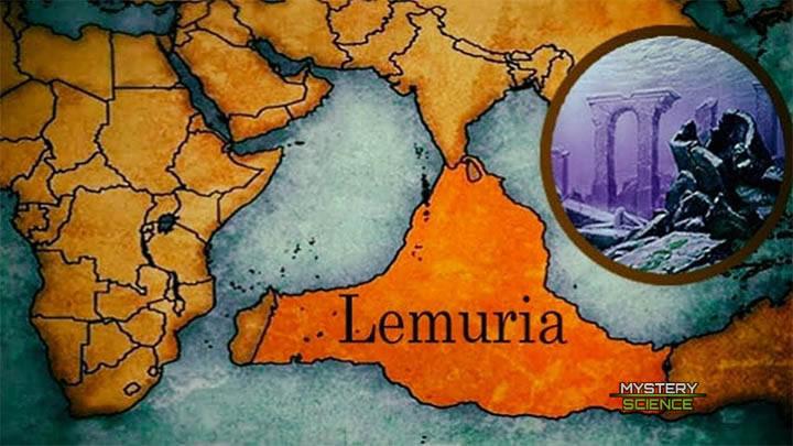 Lemuria continente perdido