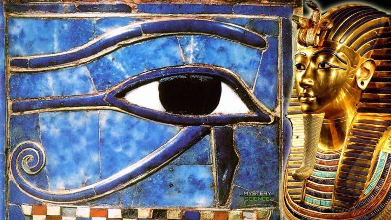 El Ojo de Ra y los poderes de protección que daba al faraón