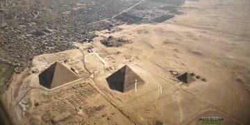 Escanearán la Gran pirámide de Giza con rayos cósmicos para identificar una misteriosa cámara oculta