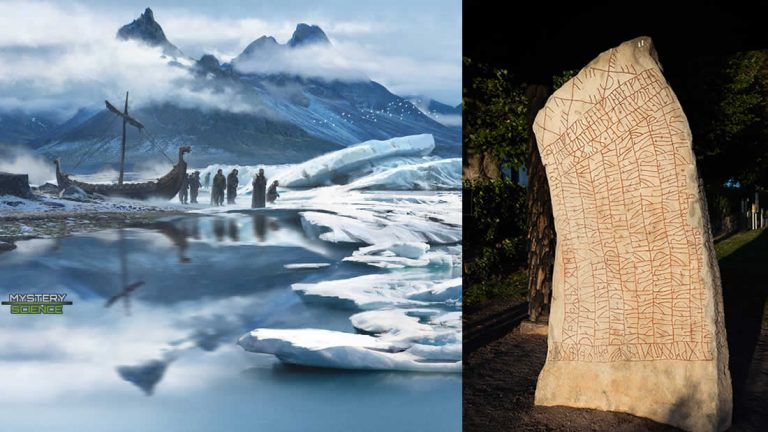 Piedra runa vikinga de 1.200 años advertía sobre un cambio climático