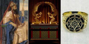 Los insólitos artefactos sagrados que poseía el Rey Salomón