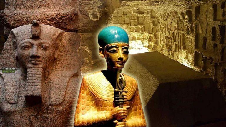 Serapeum de Saqqara: construcciones bajo tierra ¿para qué fueron creadas?