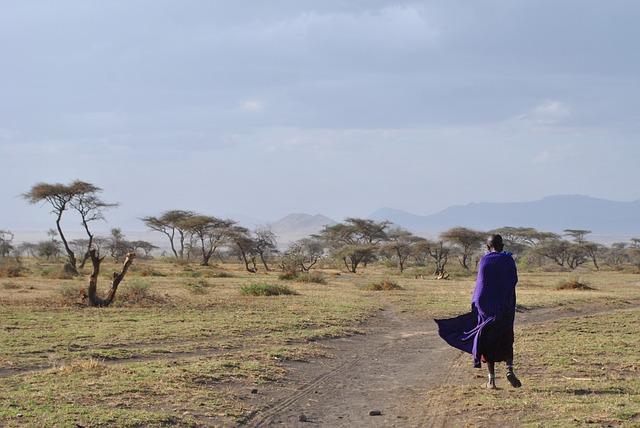 África, cuna de la humanidad.