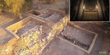 Hallan un posible santuario del Arca de la Alianza en un convento de Israel