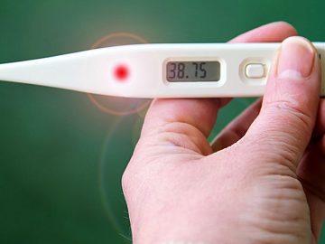 La temperatura corporal promedio de los humanos está disminuyendo