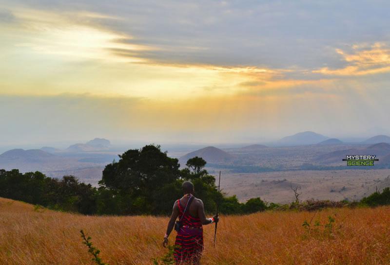 Genes desconocidos hallados en África