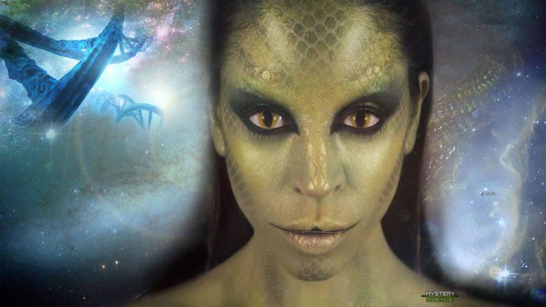 Entrevista a una supuesta reptiliana: El Archivos de Lacerta