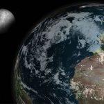 Reciben por primera vez una señal de vuelta desde la Luna