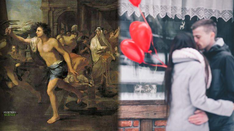 El origen oculto de la fiesta de San Valentín