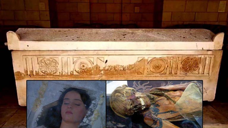 Princesa Tisulsky: Presunto hallazgo de una mujer de hace 80 millones de años