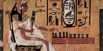 Juego de mesa egipcio era usado hace 5.000 años para contactar a los muertos