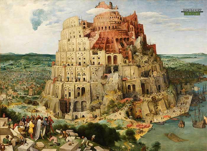 Torre de Babel Zigurat