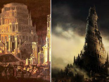 La Torre de Babel: el desafiante edificio para llegar al Cielo
