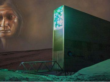 Tribu de nativos protegerá sus semillas en la Bóveda del fin del mundo