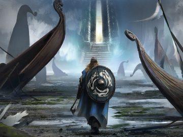Valhalla, el paraíso de los Vikingos