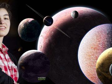 Estudiante de astronomía descubre 17 exoplanetas y uno es potencialmente habitable
