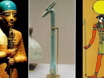 El enigmático artefacto de poder de los dioses egipcios: el Cetro Uas