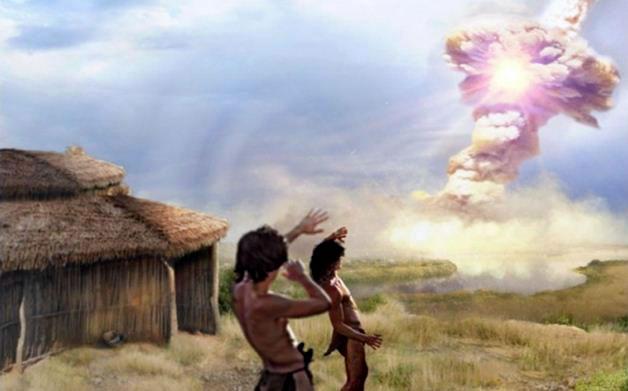 Hace 12.800 años un cometa destruyó uno de los primeros asentamientos humanos