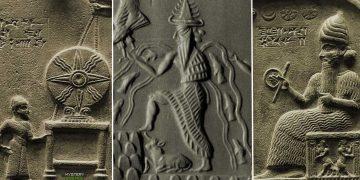 Enki y Enlil: hermanos rivales Anunnaki en conflicto