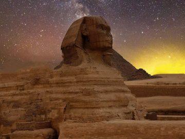 Equinoccio destaca una maravilla oculta de la Gran Esfinge de Guiza