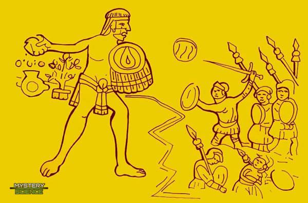 Quinametzin los gigantes prehispánicos