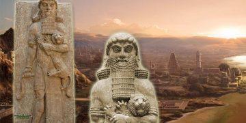 Gilgamesh, un semidios rey híbrido Anunnaki y humano