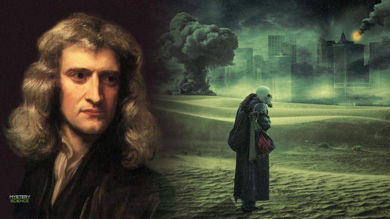 Isaac Newton pensaba que el fin del mundo sería en el 2060